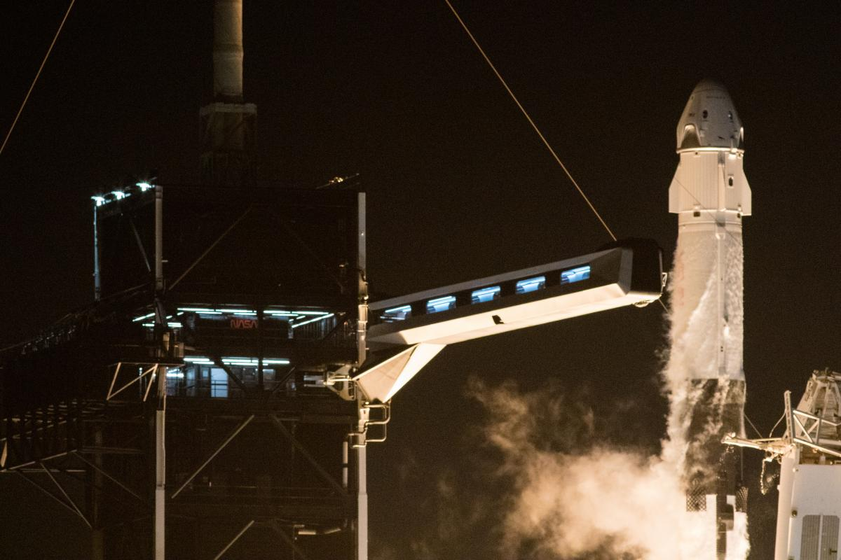 Starlink - SpaceX отправил на орбиту еще 60 спутников / Фото: REUTERS