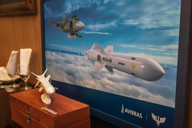 Новое семейство ракет назвали MICLA-BR / фото Brazilian air force