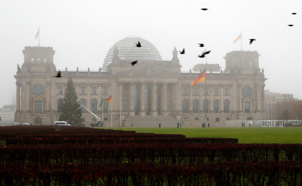 Украина ввела санкции против руководителя российского ГРУ за кибератаку на немецкий Бундестаг / фото REUTERS