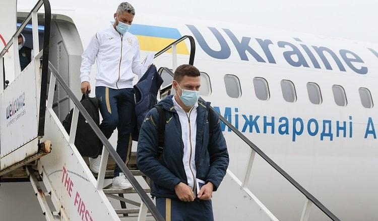 Сборная Украины покинула элиту Лиги наций / фото УАФ