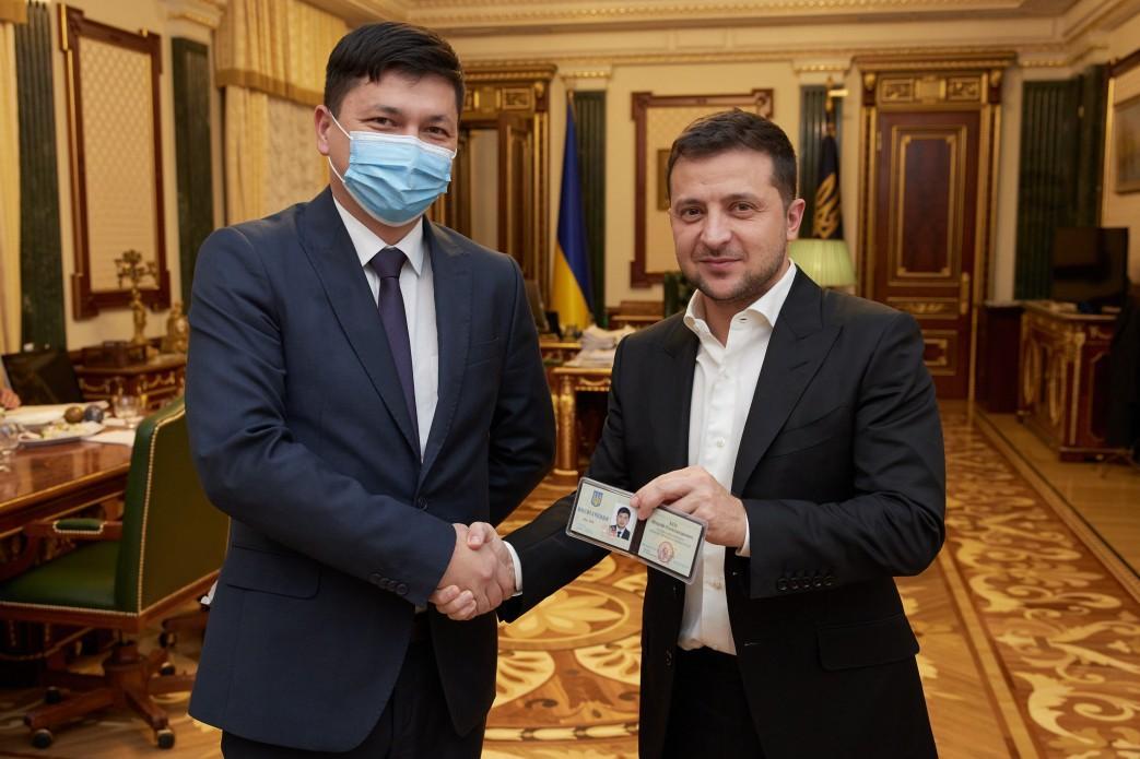 Президент назначил председателя Николаевской ОГА / фото president.gov.ua