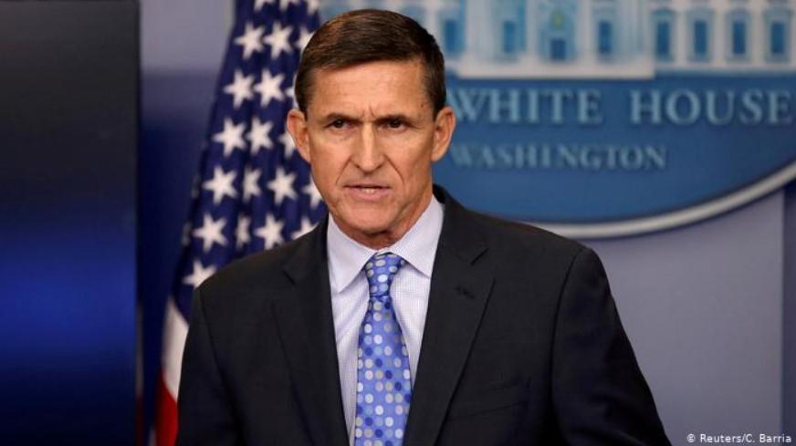 Майкл Флінн - колишній радник з національної безпеки президента Дональда Трампа / фото REUTERS