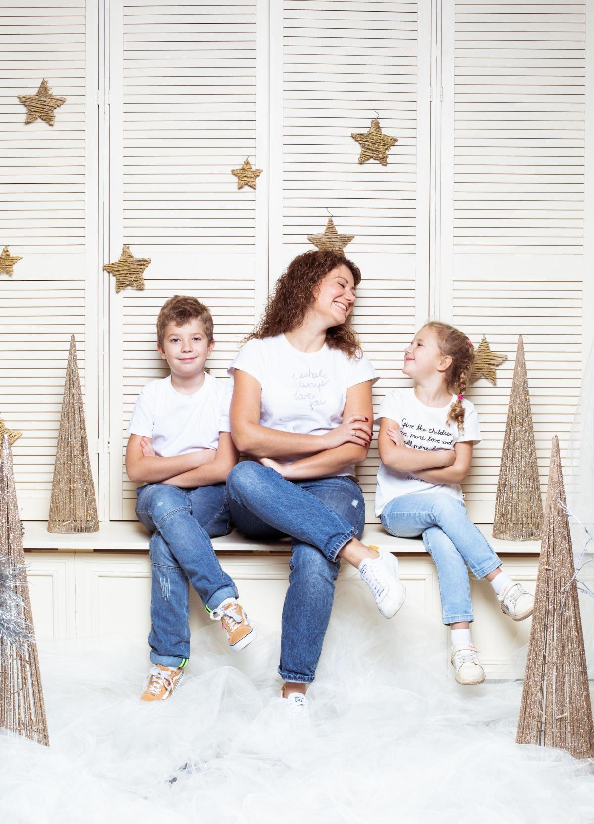 Родители могут расширять рамки восприятия ребенка / фото из личного архива героини