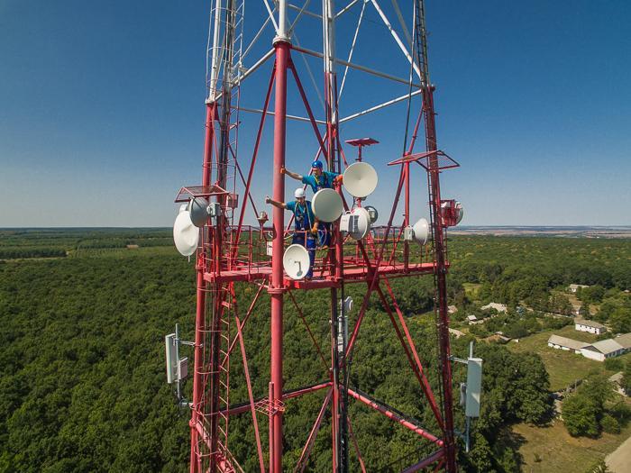 Київстар запустив 4Gна частотах 900 МГц у всіх областях України / фото Київстар