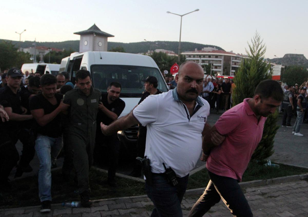 В Турции вынесли приговор по делу о неудачном госперевороте / фото REUTERS
