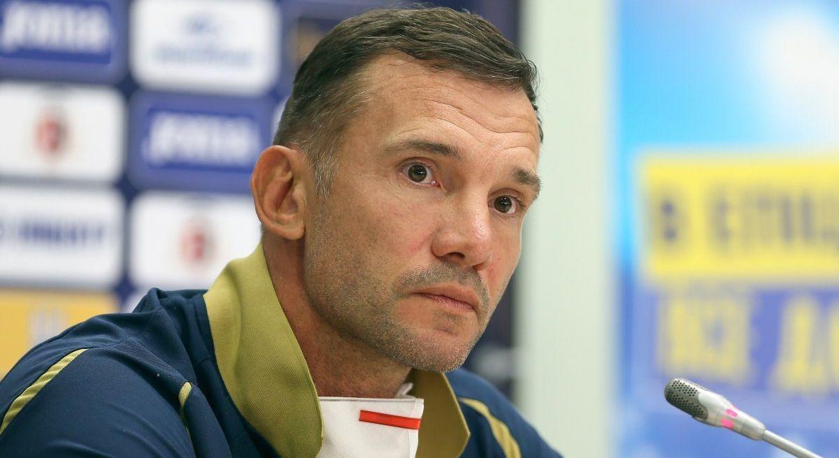 Андрей Шевченко и его футболисты были близки к цели / фото УНИАН