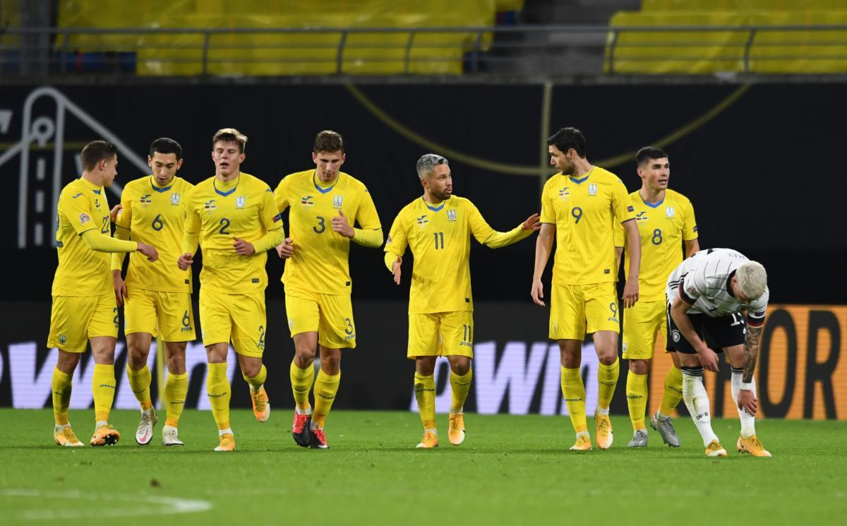 Перед матчем с Германией была похожая ситуация, но матч состоялся / фото REUTERS