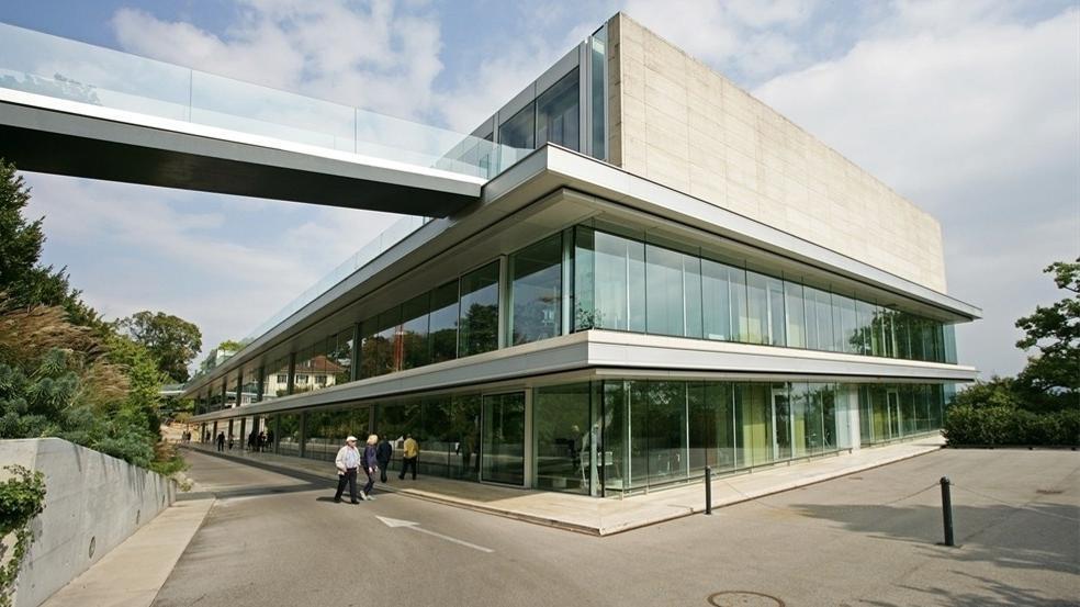 Штаб-квартира УЕФА находится в швейцарском Ньоне / фото uefa.com