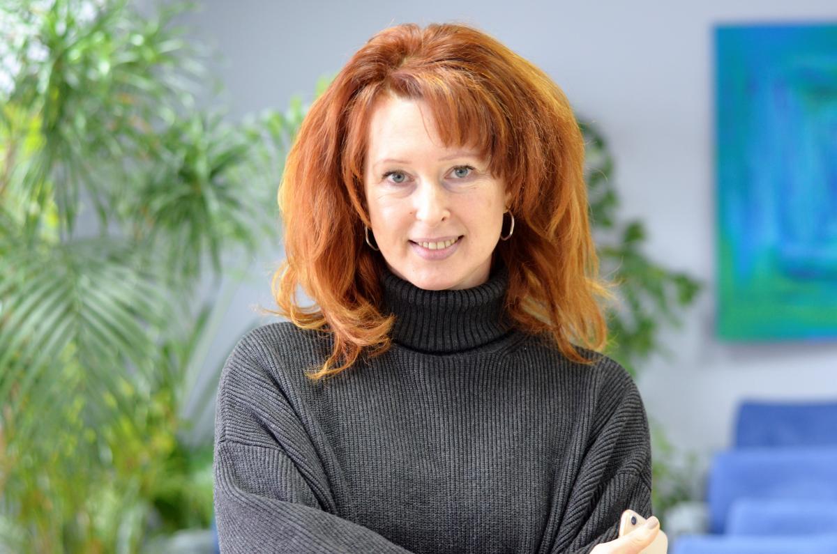 Керівник управління маркетингу «Страхової компанії «ІНГО» Юлія Шквіріна