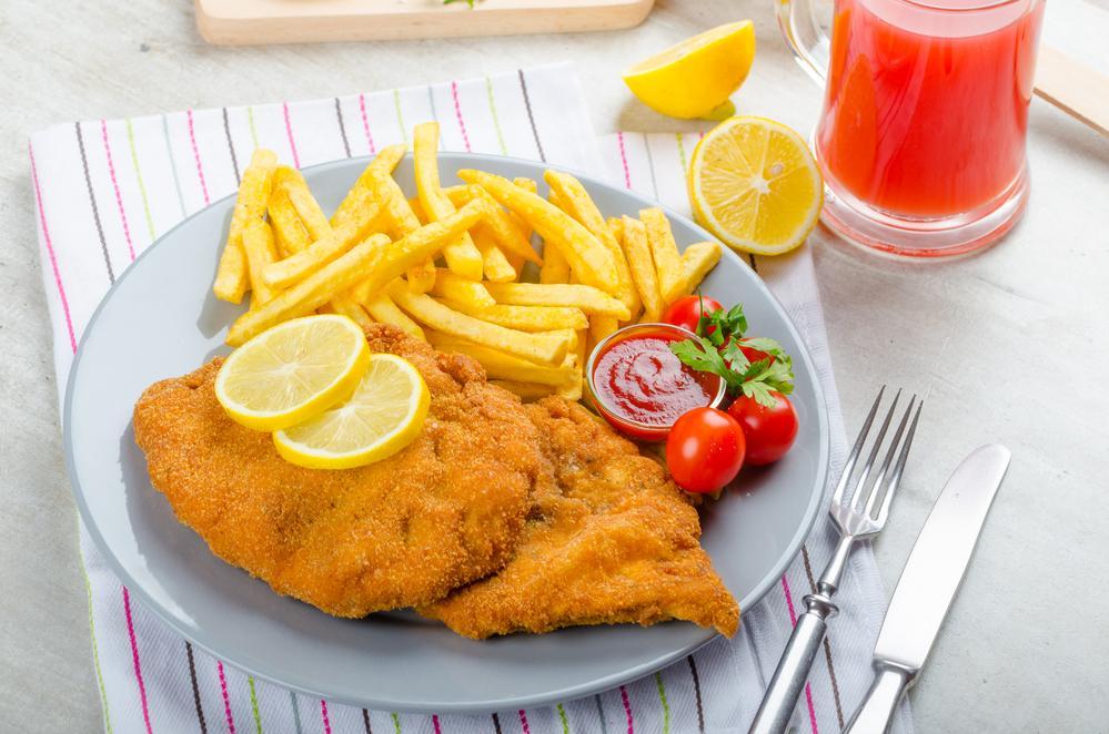 Курячий шніцель рецепт / фото ua.depositphotos.com