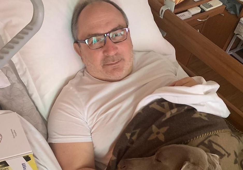 Кернес - родственники окончательно определились, когда мэр Харькова вернется в Украину / instagram.com/gepard59