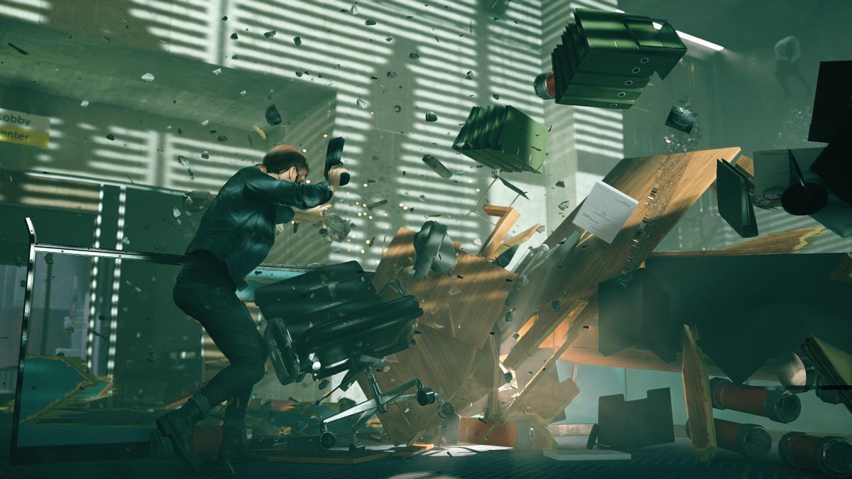 В феврале владельцы консолей PlayStation получат бесплатно Control /фото Remedy Entertainment
