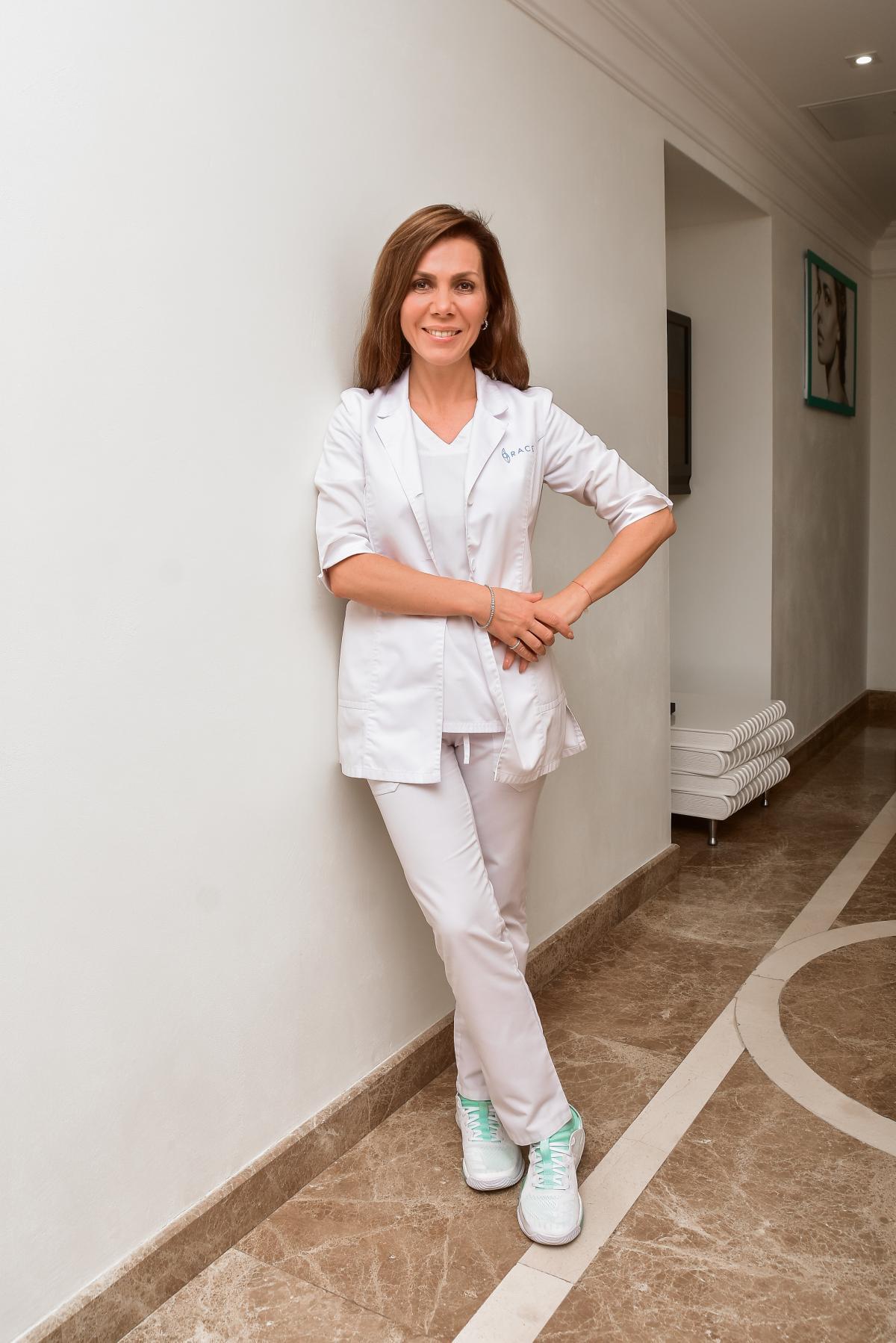 Гинеколог Татьяна Шевчук / фото instagram.com/gynecologist_shevchuk