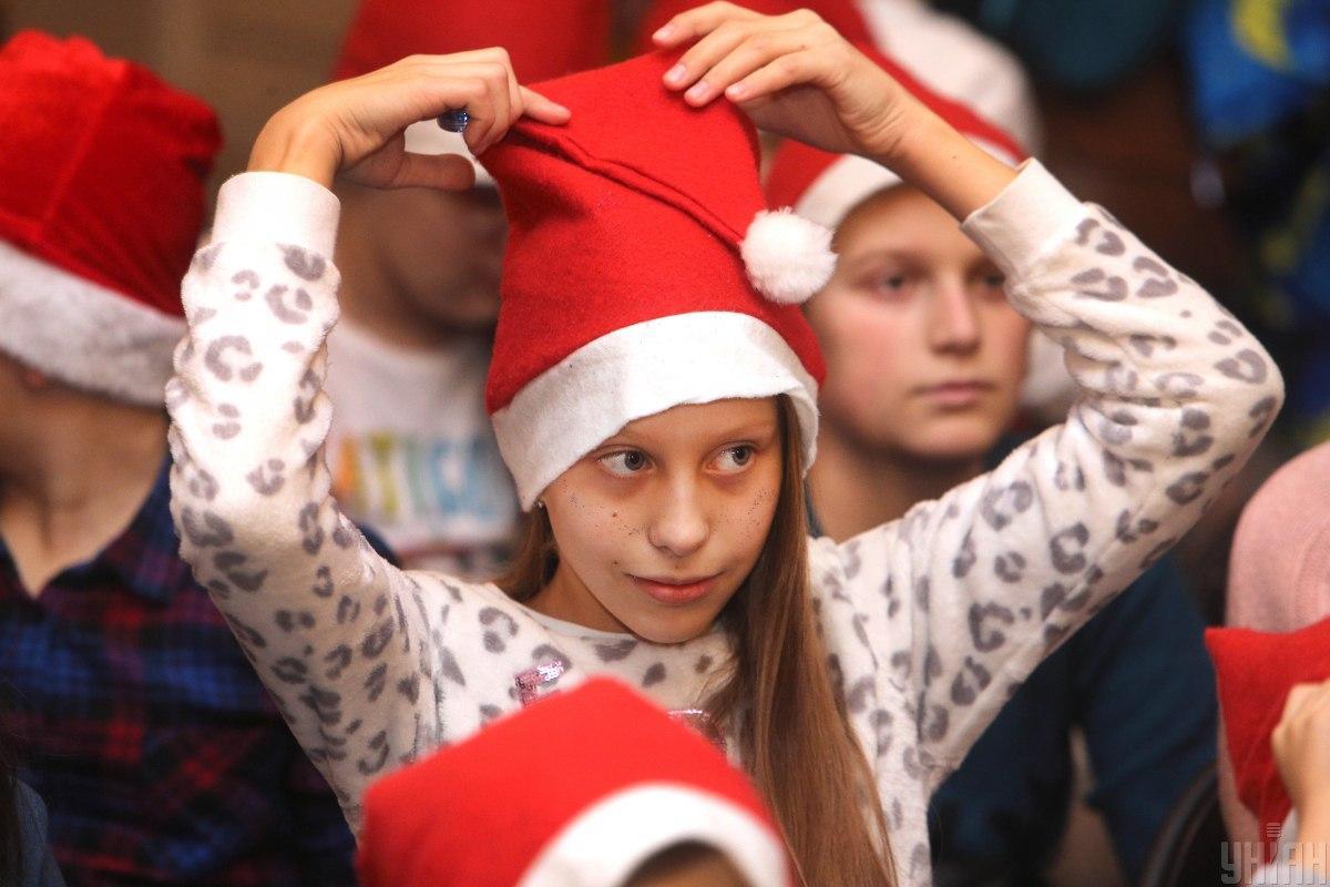 Как новогодние праздники пройдут в школах и садиках - объясняет мэр Кличко / Фото УНИАН, Александр Синица