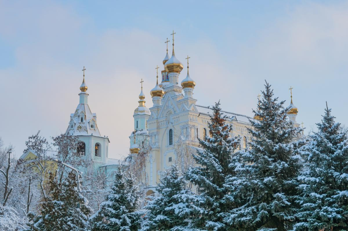 23 лютого православна церква молиться Прохору Печерському / фото ua.depositphotos.com