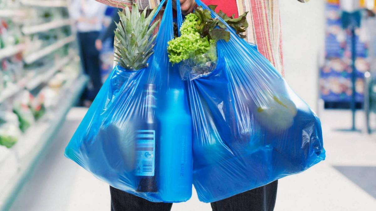 У Німеччині ухвалили заборону пластикових пакетів у супермаркетах / фото itc.ua