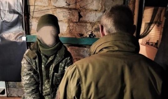 Виновное лицо задержано в порядке ст. 208 УПК РФ / Скриншот из видео
