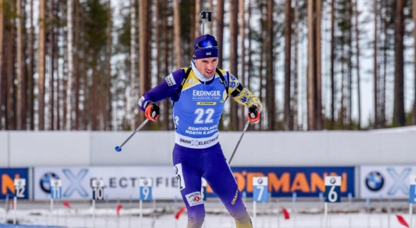 Прима вошел в топ-30 гонки/ фото bizthlon.com.ua