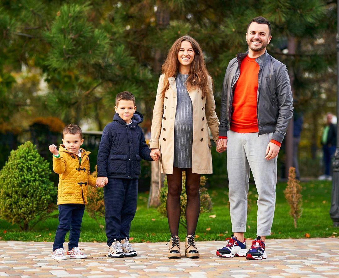 Григорий Решетник в третий раз стал отцом / фото instagram.com/grisha_reshetnik/