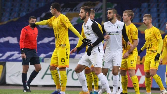 Рух не смог реализовать большинство/ фото ua-football.com