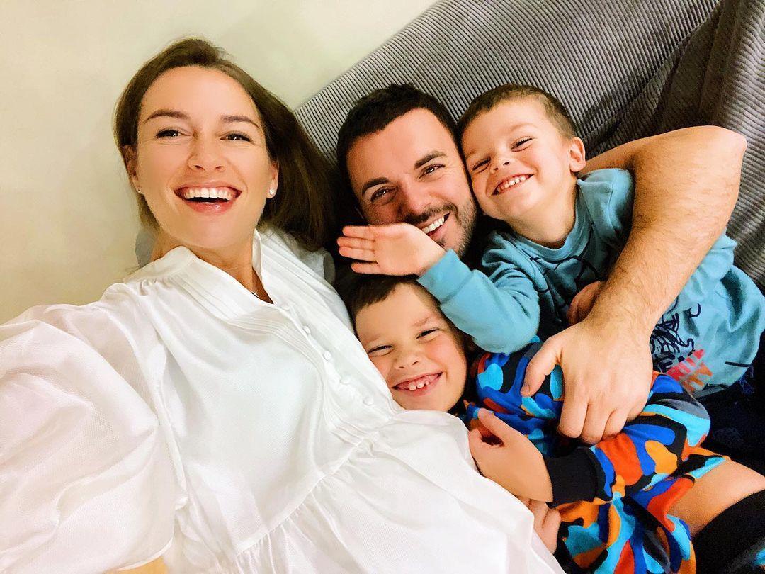 Решетник в третий раз стал отцом / instagram.com/grisha_reshetnik