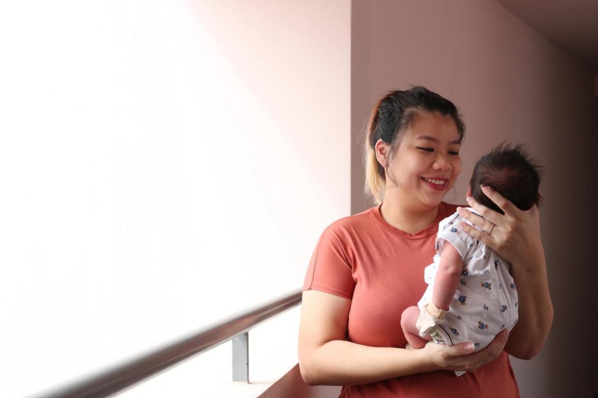СМИ сообщили о рождении первого ребенка с иммунитетом к коронавирусу / фото Timothy David