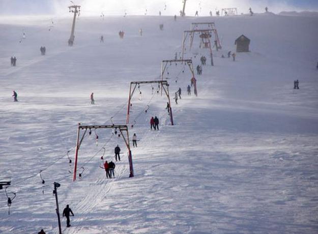 Ще один варіант відпочинку - гора Маковиця / фото ua.igotoworld.com