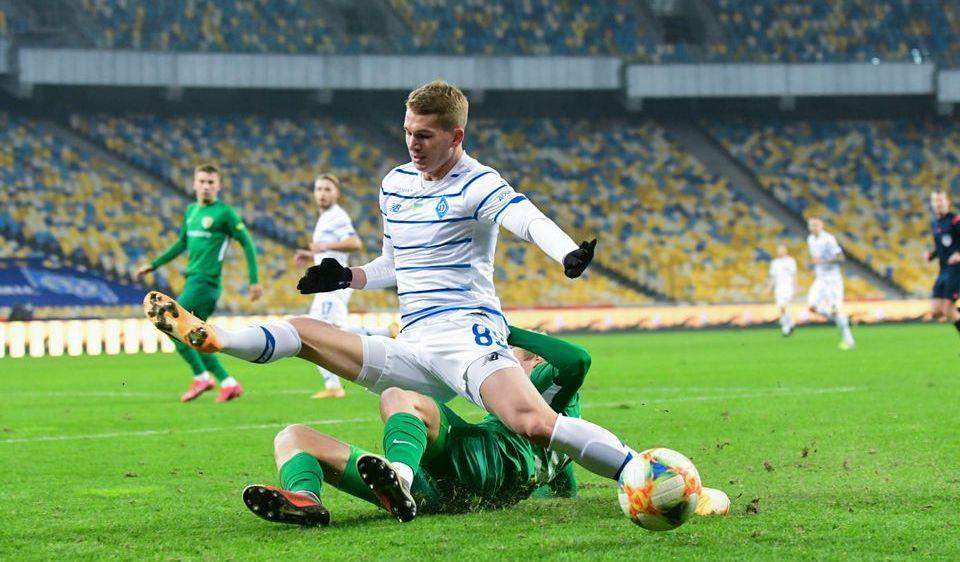 Динамо виграло у Ворскли / фото Динамо Київ