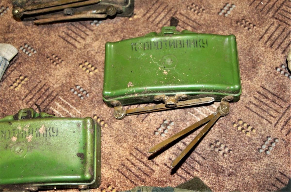 Боевики в очередной раз нарушили перемирие / фото штаба ООС