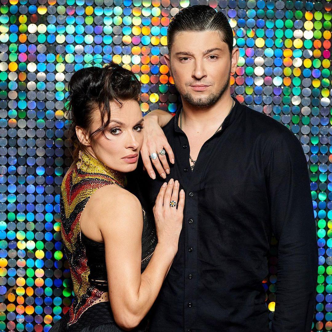 """У Мейхер - третье место на шоу """"Танцы со звездами"""" / фото instagram.com/tanci1plus1"""