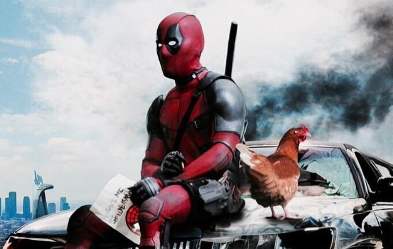"""""""Дэдпул 3"""" может стать абсолютно новым опытом для Marvel / фото instagram.com/vancityreynolds"""