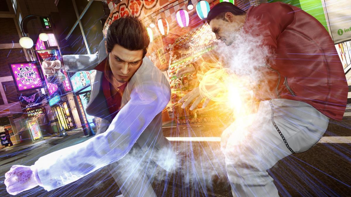 Серія Yakuza розійшлася тиражем в 14 мільйонів копій / фото SEGA