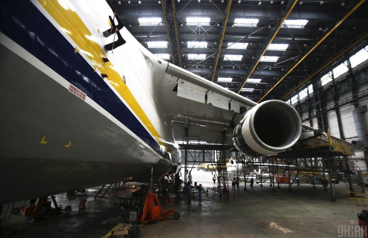 В Украине решили развивать авиастроительную отрасль / фото УНИАН, Александр Синица