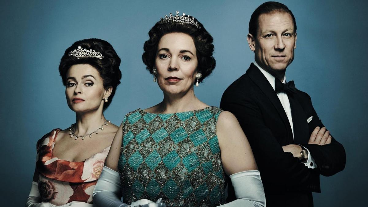 Серіал Корона від Netflix / фото Netflix