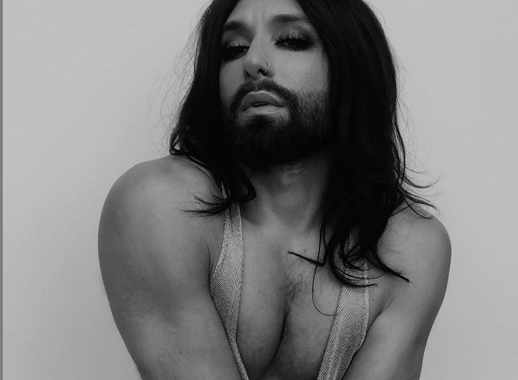 Епатажний артист виклав нове фото \ instagram.com/conchitawurst