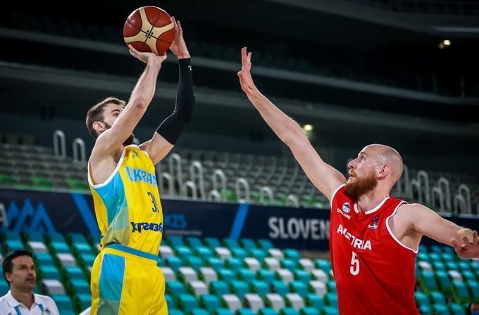 Украина вышла на Евробаскет-2022/ фото fiba.basketball