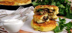 Румяные зразы с грибами: как приготовить вкусное блюдо