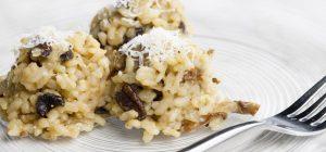 Нежное ризотто с грибами: как приготовить аппетитное блюдо