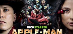 Apple-Man: появился трейлер первого в мире фильма про ЗОЖ-супергероев, снятый украинцем