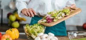 Салаты с грибами: простые и оригинальные рецепты полезного блюда