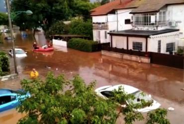 Ізраїль накрили повені після одного з найбільш дощових днів в історії країни (відео)