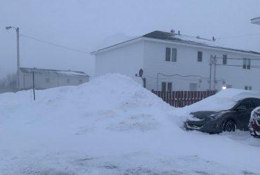 Рекордна заметіль накрила Канаду: в країні випало понад 70 сантиметрів снігу (відео)