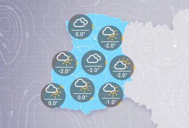 Прогноз погоди в Україні на ранок понеділка, 30 листопада