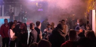 ночной клуб милиция