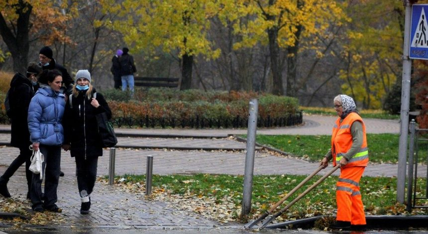 Daily COVID-19 spike in Kyiv hits new high with over 1,500 cases on Nov 27