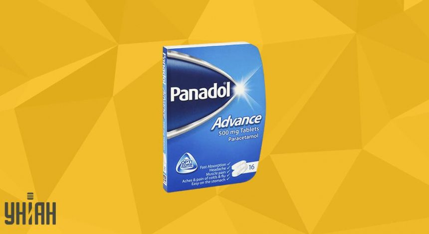 Панадол Эдванс фото упаковки