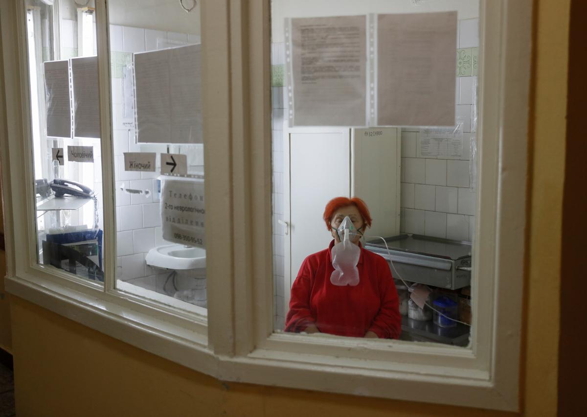 З'явилися свіжі дані щодо кількості інфікованих коронавірусом / фото REUTERS