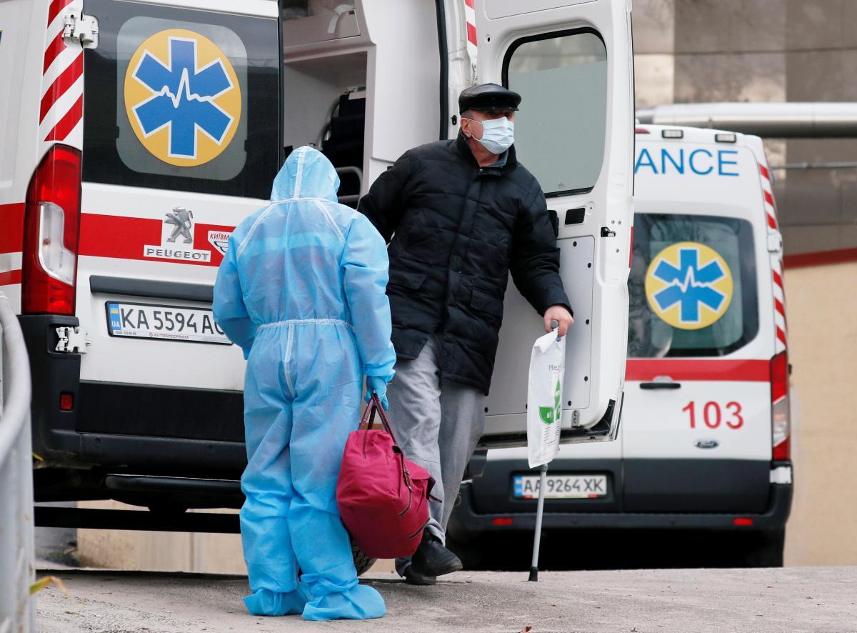 За останню добу в регіоні зареєстровано 933 нових випадки захворювання \ фото REUTERS