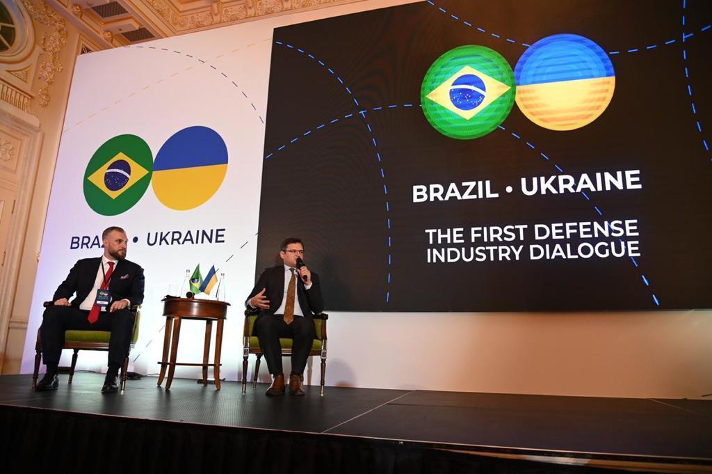 Україна і Бразилія започаткували оборонний діалог / фото mfa.gov.ua