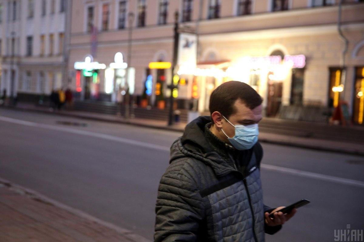 Новый год может пройти в режиме локдауна / Фото УНИАН, Вячеслав Ратинский